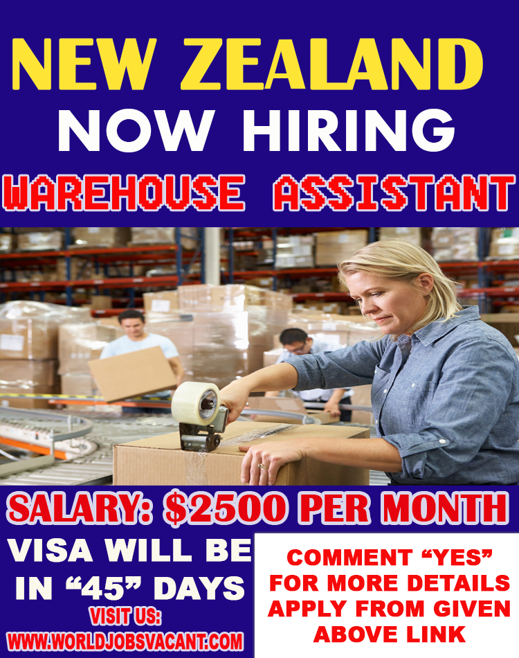 Warehouse Workers  Jobs In New Zealand