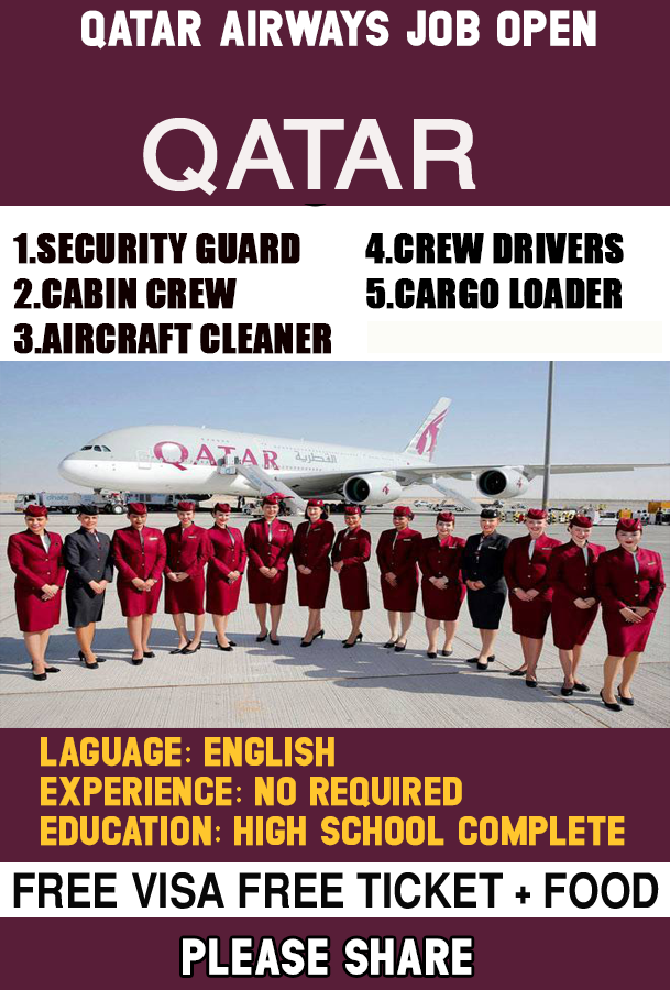 Qatar Airways Career |Apply Now|