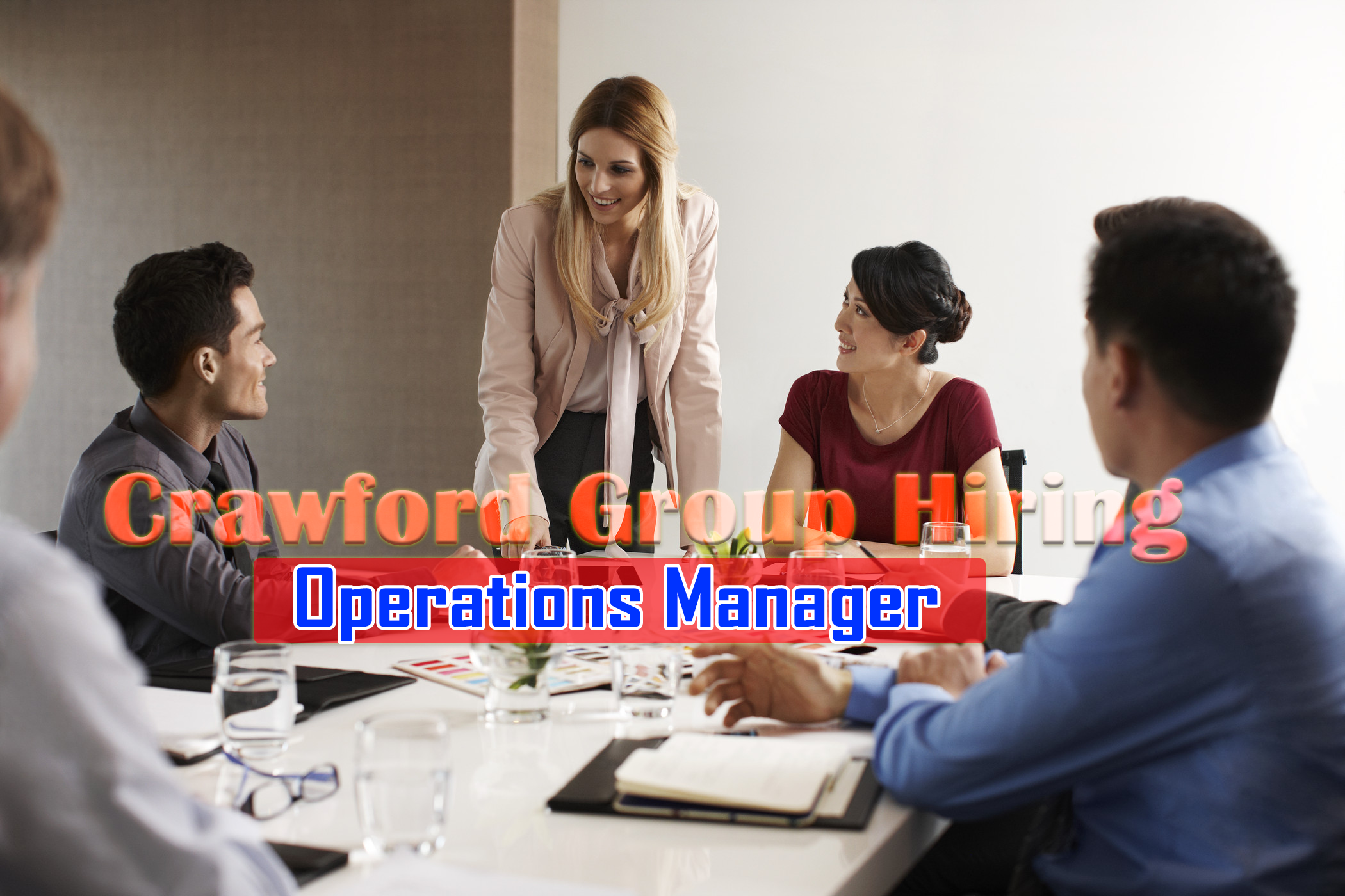 Operations Manager Hiring in United States