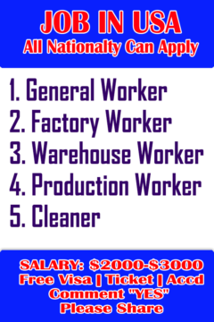 Urgent Workers in USA